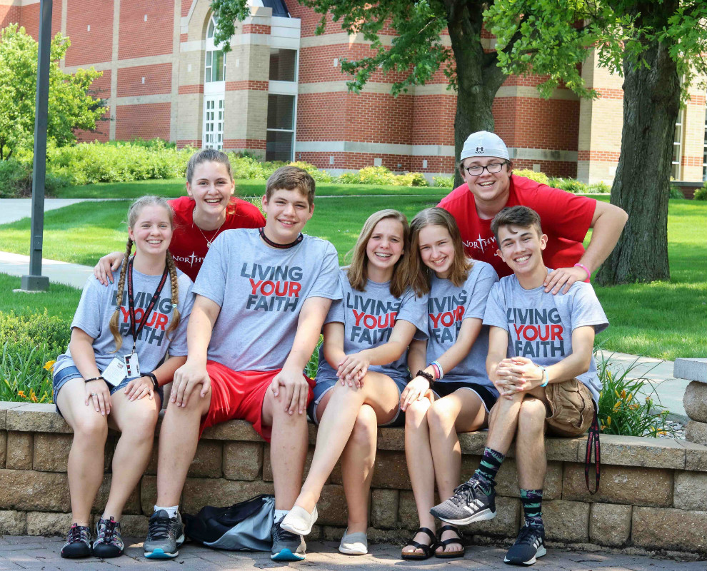 a390497ee62 Northwestern College to Host Faith Camp for High School Students ...